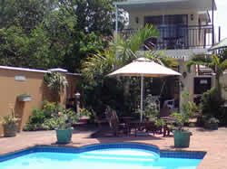 Dunn's Haven self catering accommodqtion in Scottburgh